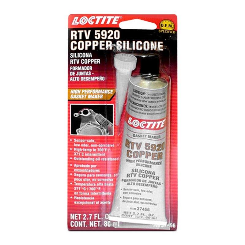 Loctite 37466 RTV 5920 Copper Silicone Gasket Maker