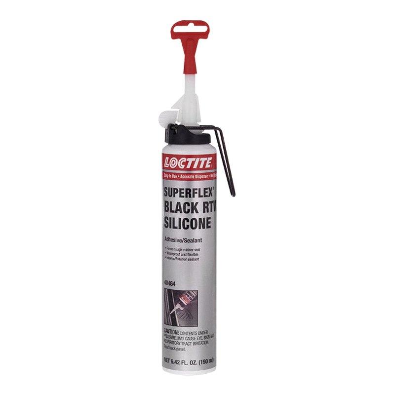 Loctite 174 40464 Rtv Black Silicone Sealant 190 Ml Power