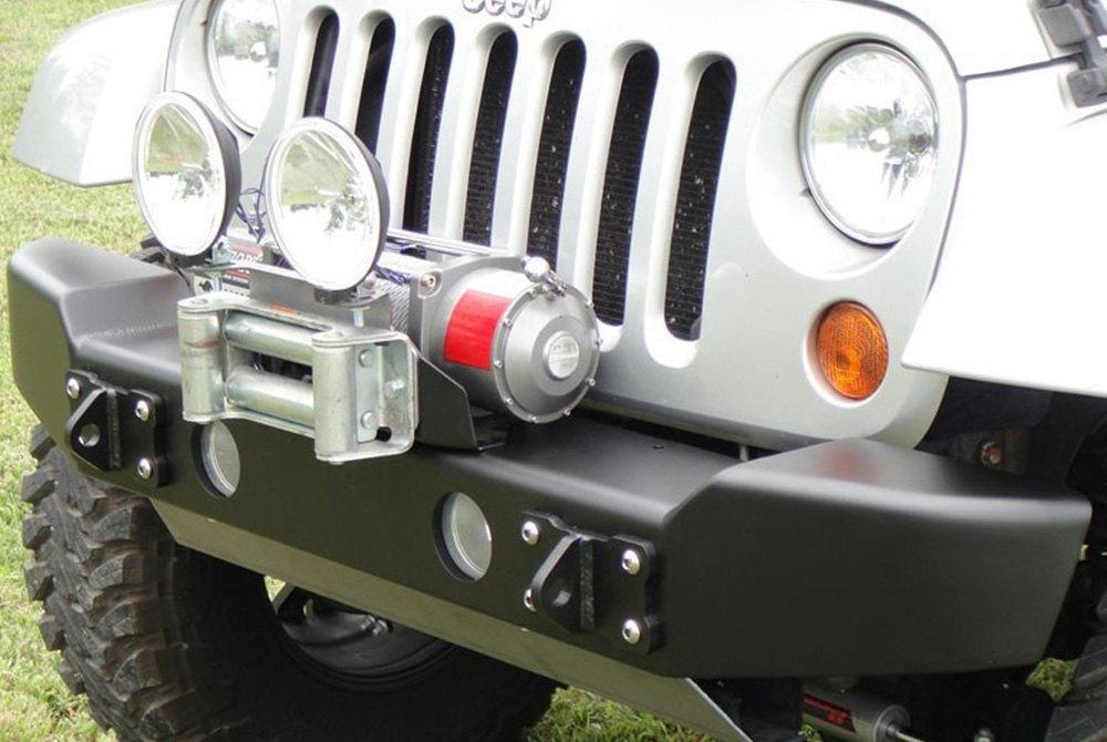 Lod Offroad Jka1009 2007 2013 Jeep Wrangler Armor Lite Aux Light Mount
