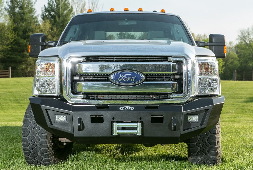 Ford Tractor 800 Series Front Bumper : Lod offroad ford f signature series heavy