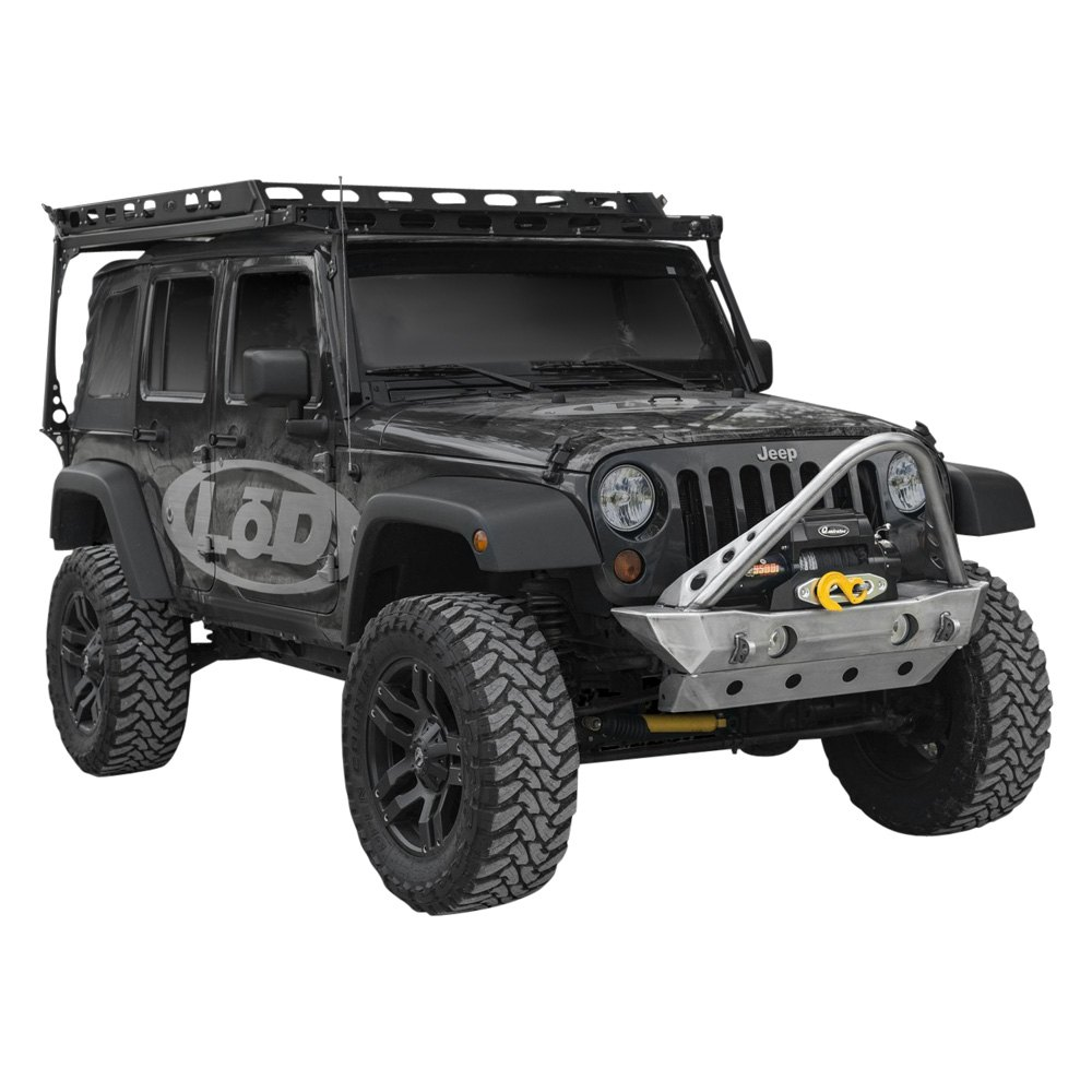 Jeep Wrangler 2007 Destroyer Stubby Front