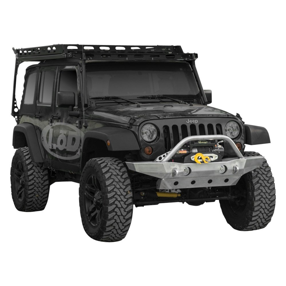 Jeep Wrangler 2015 Mid Width Front Bumper
