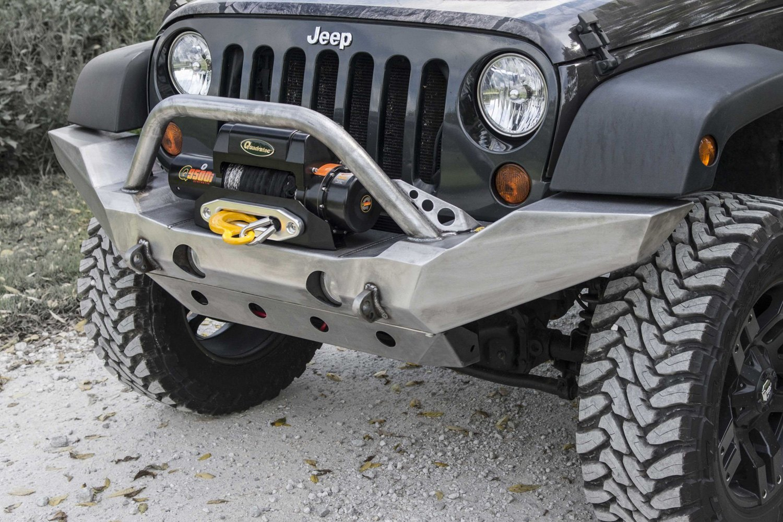 Jeep Wrangler 2017 Interior