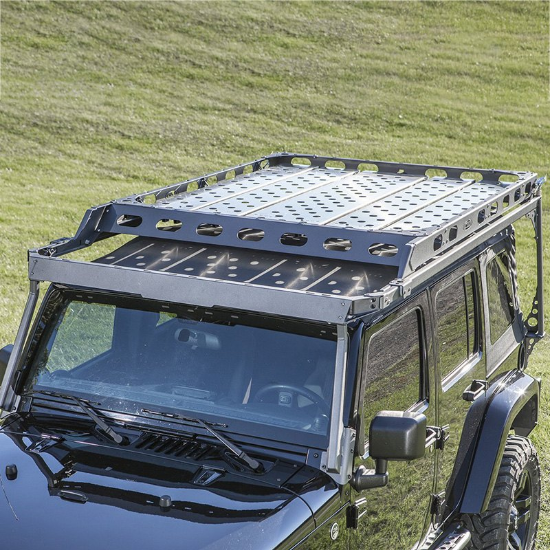 High Quality LoD Offroad®   Easy Access Sliding Roof Rack