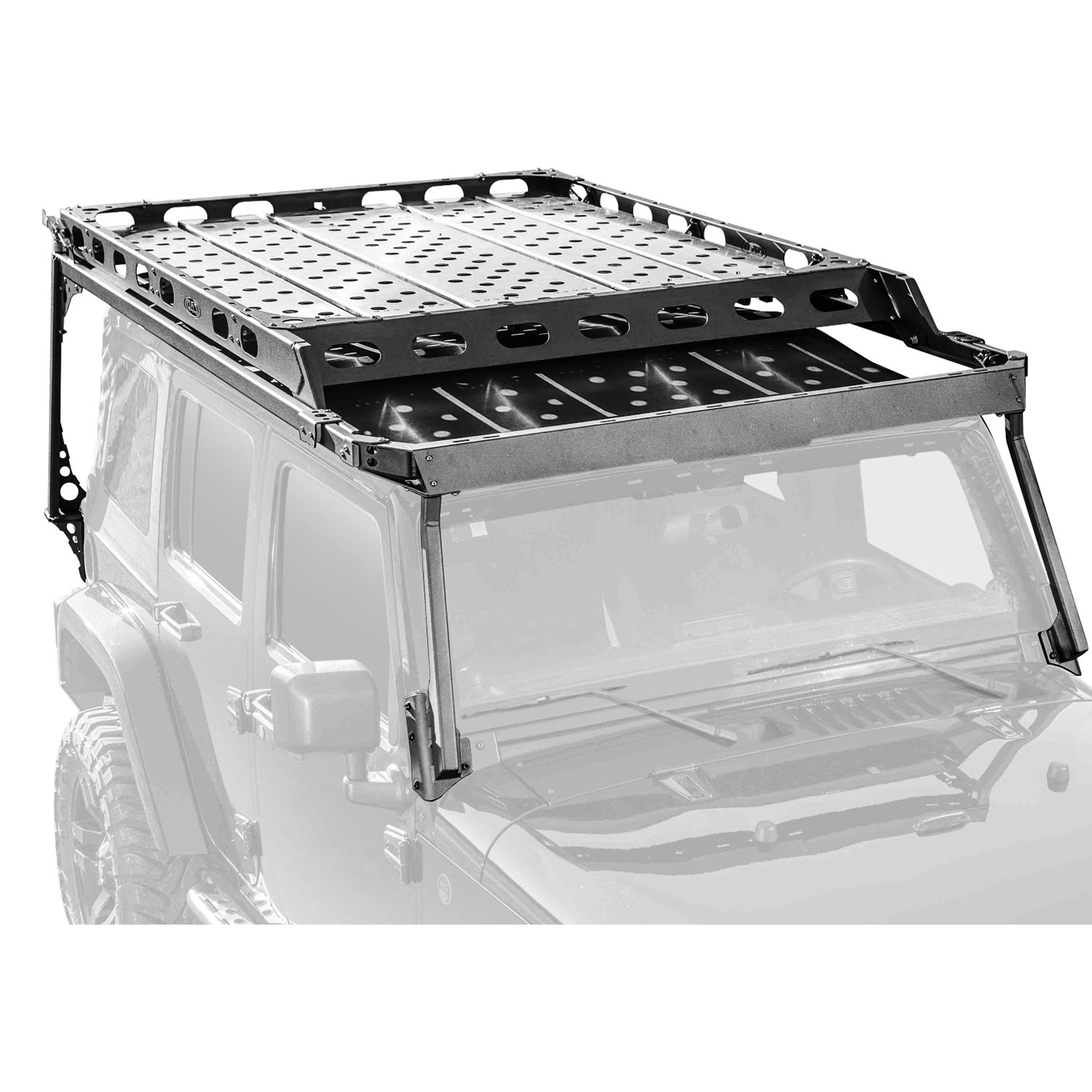 LoD Offroad®   Easy Access Sliding Roof Rack