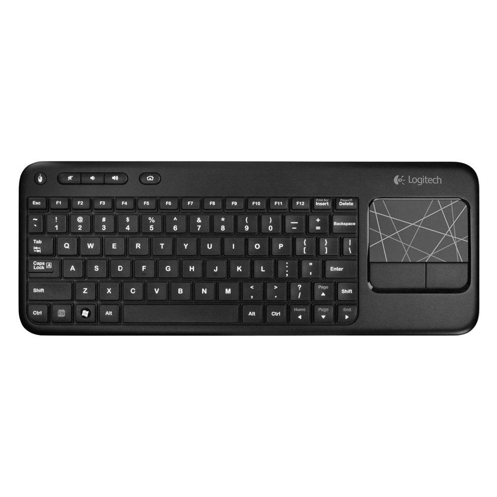 logitech k400 wireless keyboard with built in multi. Black Bedroom Furniture Sets. Home Design Ideas