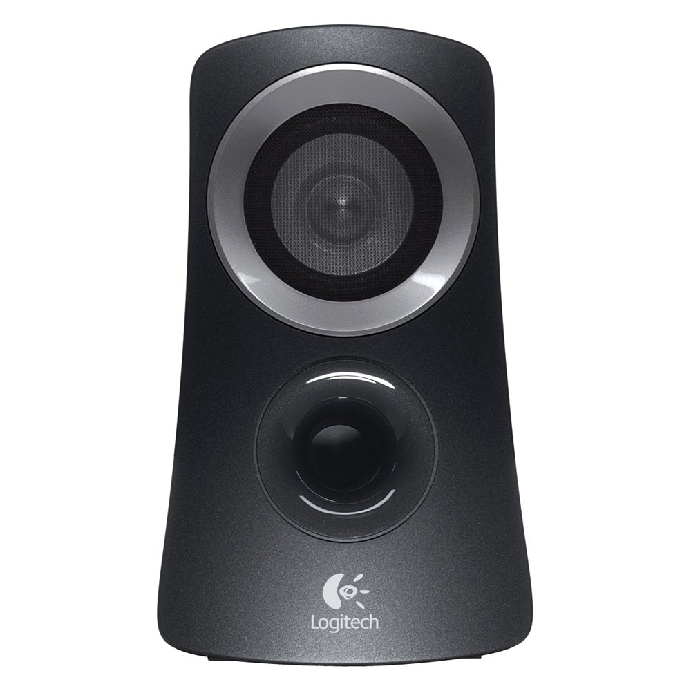 logitech 980000382 z313 multimedia speaker system. Black Bedroom Furniture Sets. Home Design Ideas