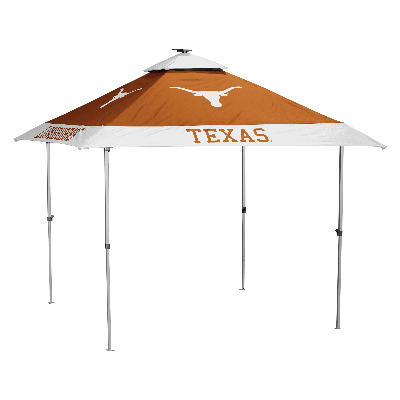 Logo Brands® - College Texas Longhorns Pagoda Canopy  sc 1 st  CARiD.com & Logo Brands® 218-37P - College Texas Longhorns Pagoda Canopy