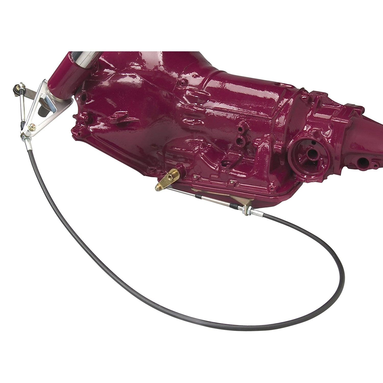 """2000 Suzuki Swift Transmission: Lokar ACA1805 - 2-1/4"""" Cable Column Shift Linkage"""