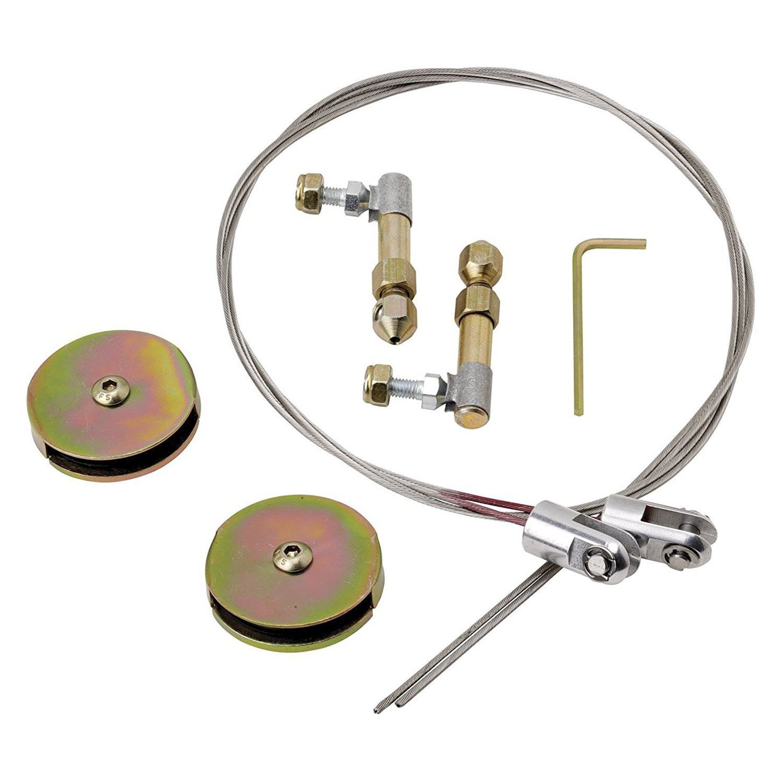 Lokar 174 Dlr 2100 Door Latch Cable Release Kit