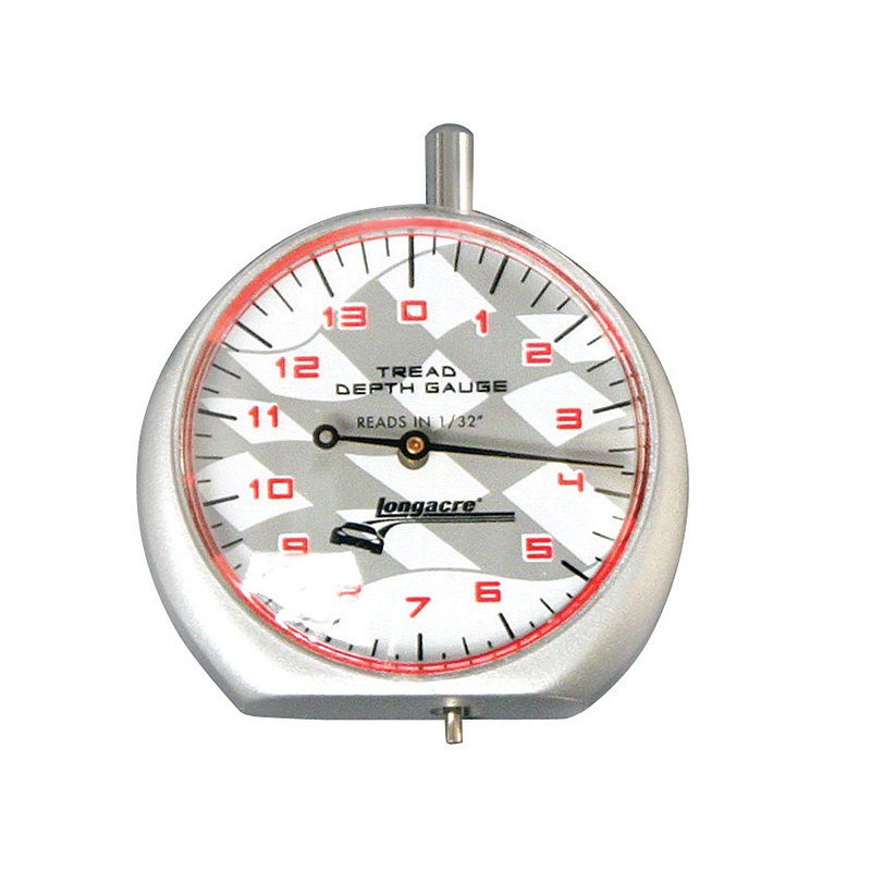 how to use depth gauge