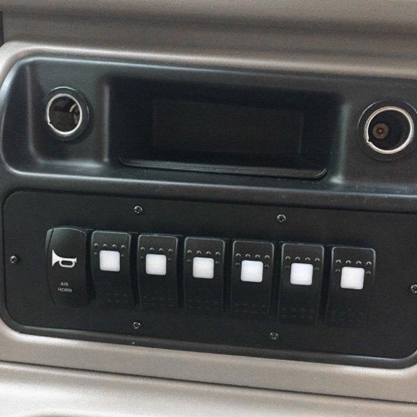 Longhorn Fab Shop 174 Gmc Sierra 2005 Switch Panel