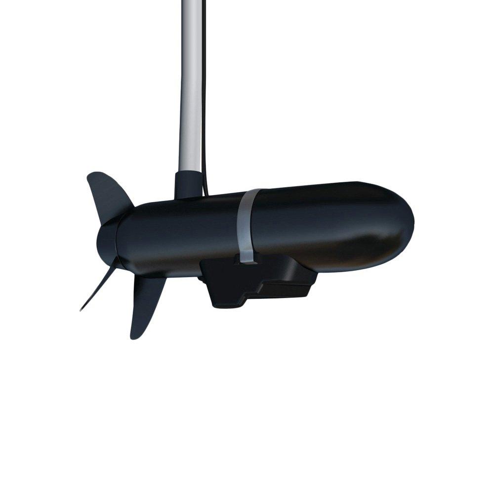 Lowrance spotlightscan trolling motor transducer ebay for Lowrance trolling motor mount