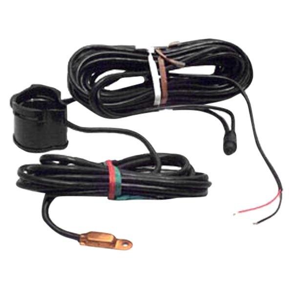 Lowrance 000 0106 69 pdt wsu plastic trolling motor for Lowrance trolling motor mount