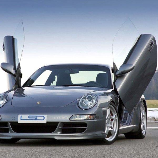 1995 Porsche 911 Exterior: Porsche 911 Series Carrera / Carrera