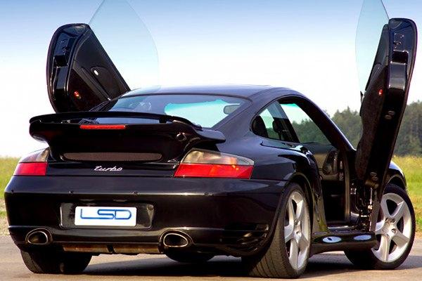 Lsd Doors 174 Porsche 911 Series 1999 Lambo Vertical Doors Kit