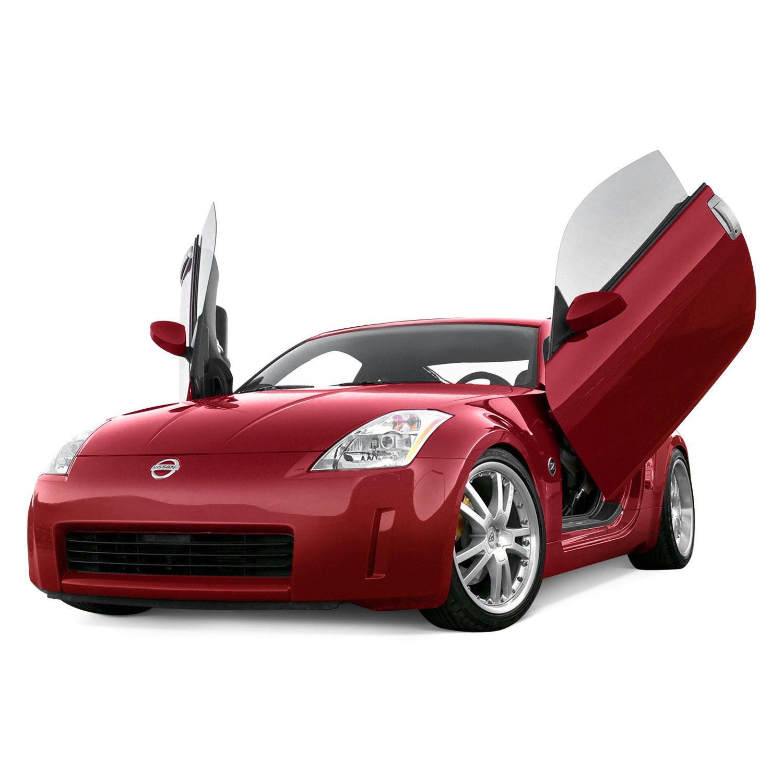 Lsd Doors 174 50085001 Nissan 350z 2003 Lambo Vertical