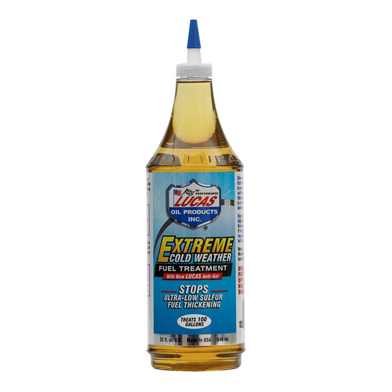 Lucas Oil 174 Extreme Cold Weather Fuel Treatment