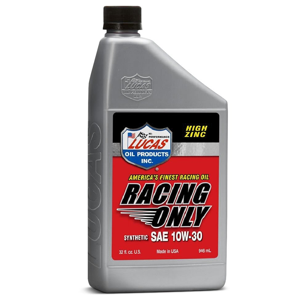Lucas Oil 10610 Sae 10w 30 Synthetic Motor Oil
