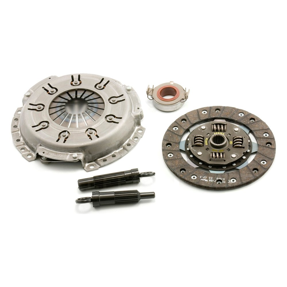 2004 Toyota Mr2 Transmission: 16-079 LuK - RepSet Clutch Kit