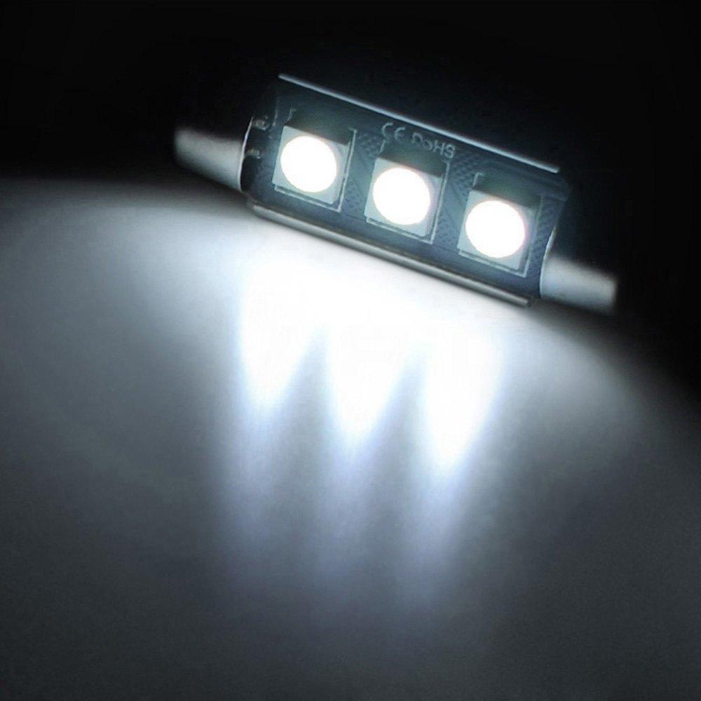 lumen ford f 250 f 250 super duty 1999 interior dome light led bulbs. Black Bedroom Furniture Sets. Home Design Ideas