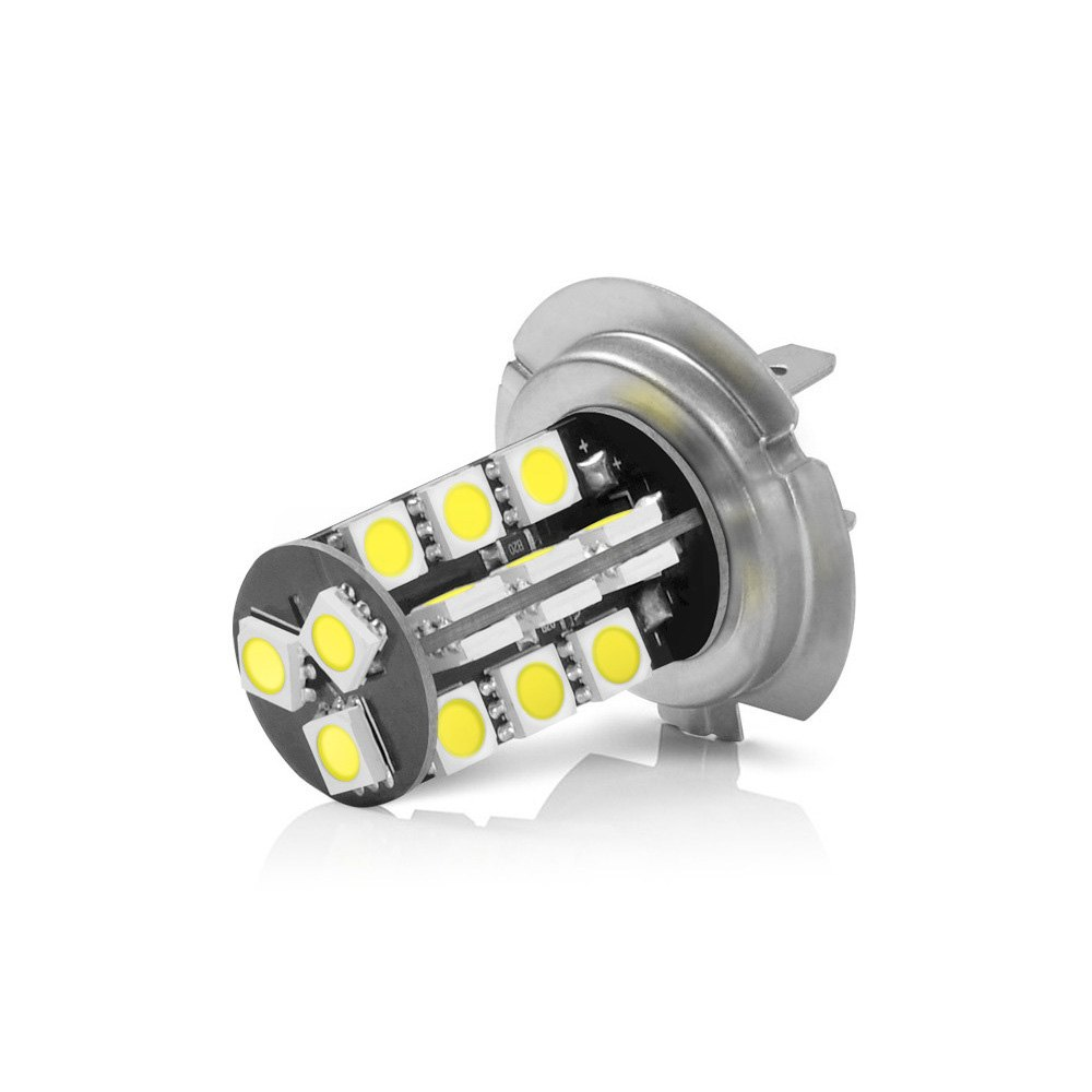 Lighting Basement Washroom Stairs: Replacement LED Bulb (H7, Blue