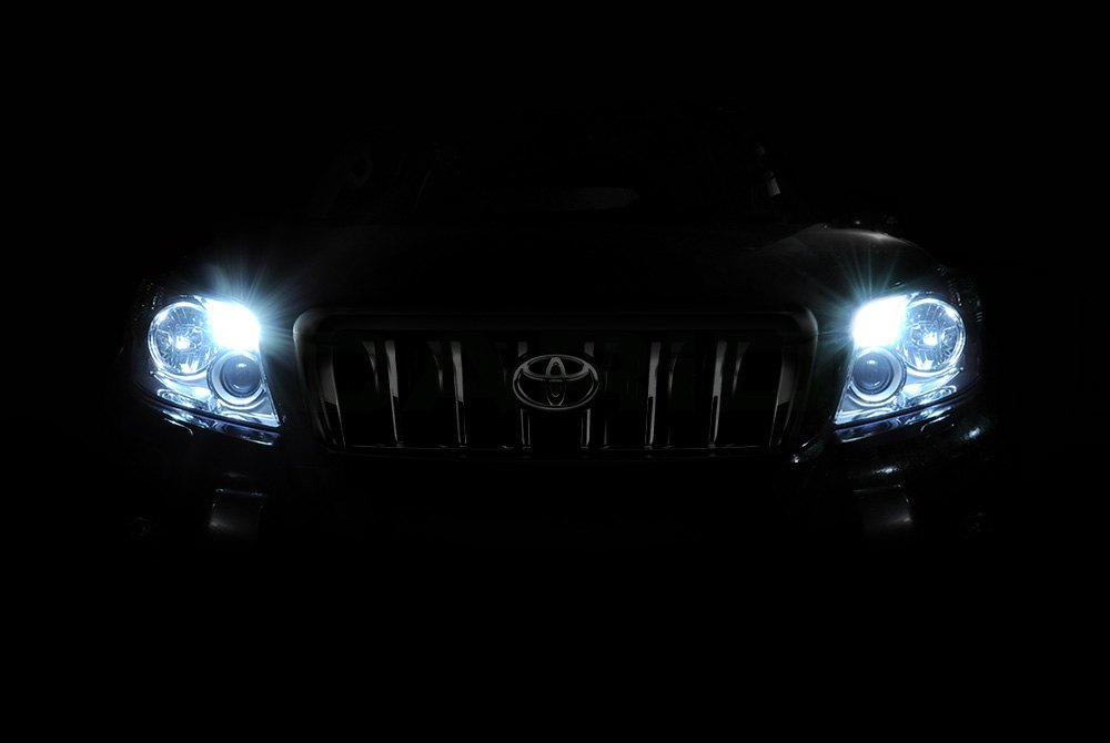 Ordinaire ... Headlight Auxiliary Standard LED Bulbs, ...
