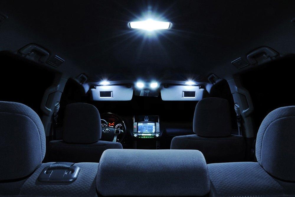 interior led light bulbs lumen 174 interior led bulbs 9x bright blue led dome interior light. Black Bedroom Furniture Sets. Home Design Ideas