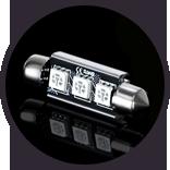 Lumen - 1.75 inch LED Bulb