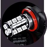 Lumen - H8 LED Bulb