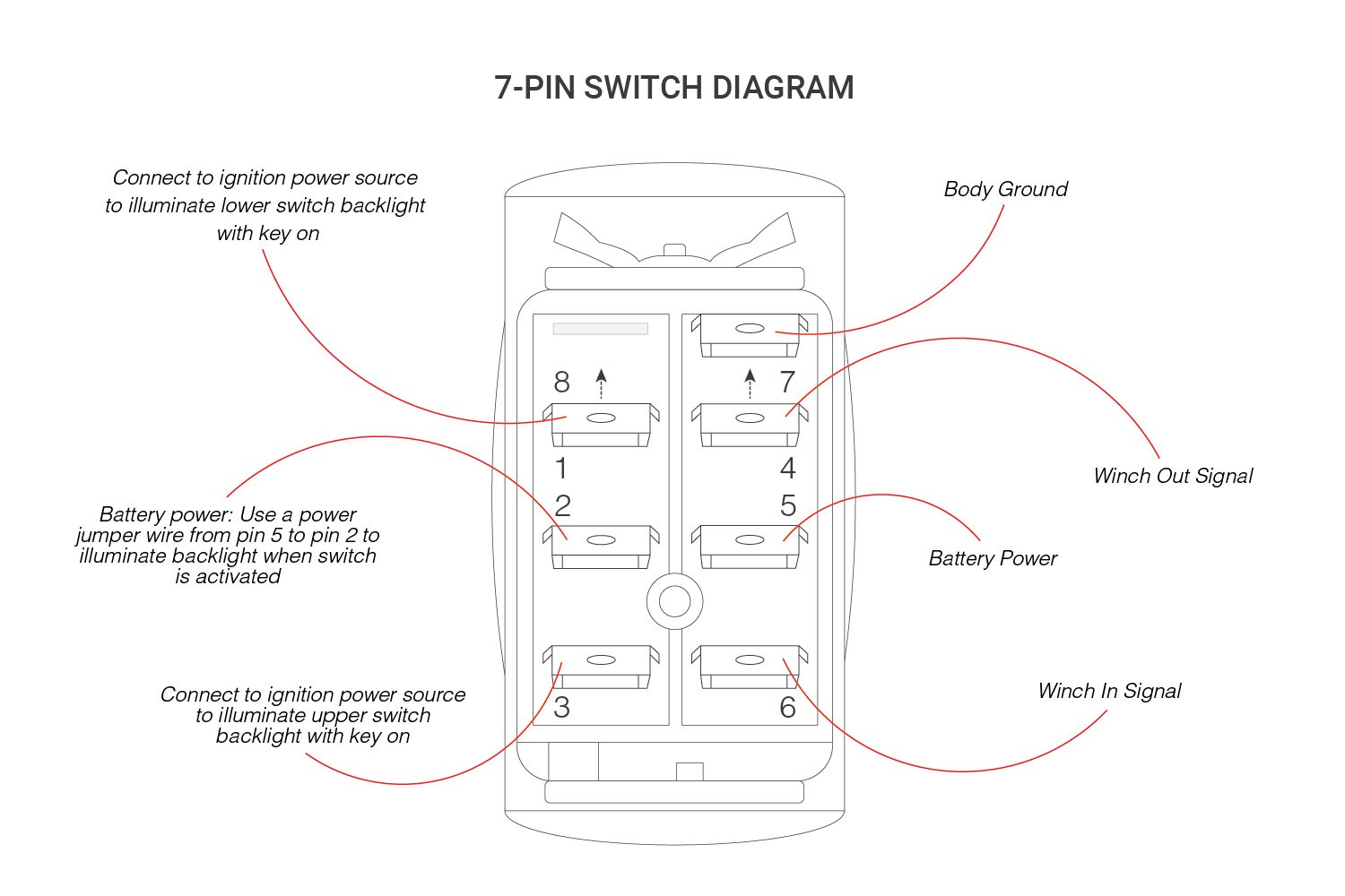 Winch Rocker Switch Wiring Diagram -Free Download Inf 1 2 Wiring Diagrams |  Begeboy Wiring Diagram Source | Winch Rocker Switch Wiring Diagram |  | Begeboy Wiring Diagram Source