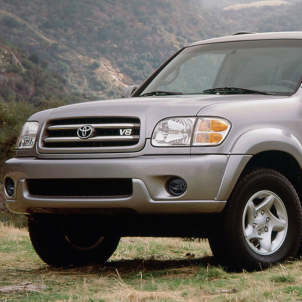 Toyota Sequoia: For Toyota Sequoia 2001-2007 Lumen 86-1001320 Smoke