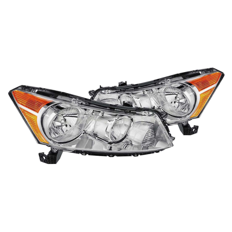 Lumen® - Chrome Euro Headlights