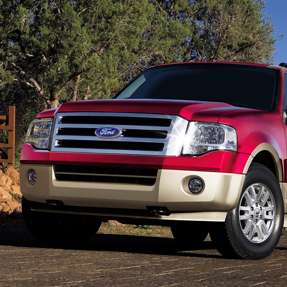 Ford Expediton: Ford Expedition 2007-2014 Chrome Factory Style