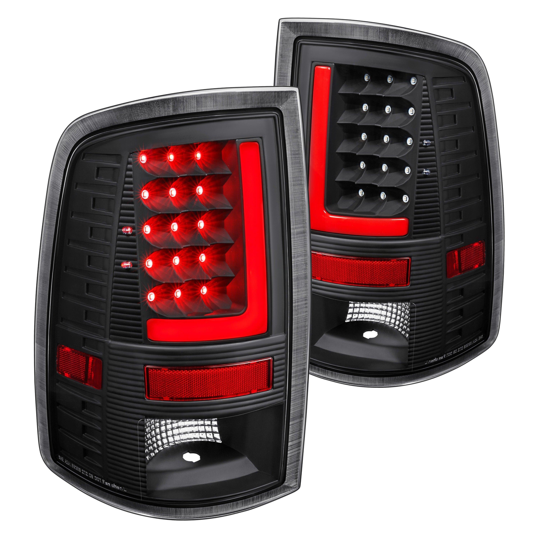 lumen dodge ram 1500 2500 3500 2016 black fiber. Black Bedroom Furniture Sets. Home Design Ideas
