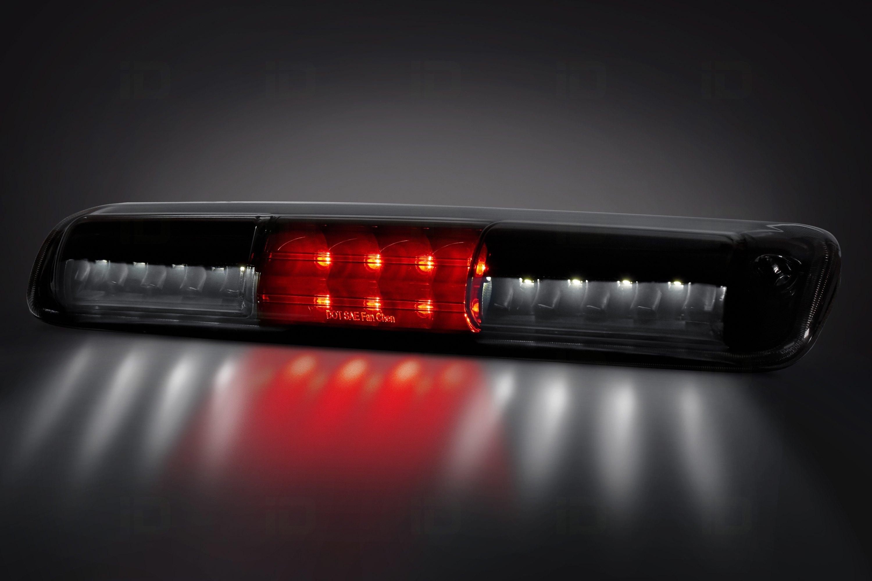 Lumen® 89-1001171 - Black/Smoke LED 3rd Brake Light