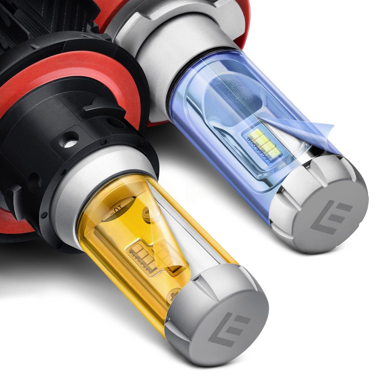 2008 Nissan Xterra Instrument Panel Lights: Led Headlight Bulb For Nissan Frontier. 6 Brightest Led