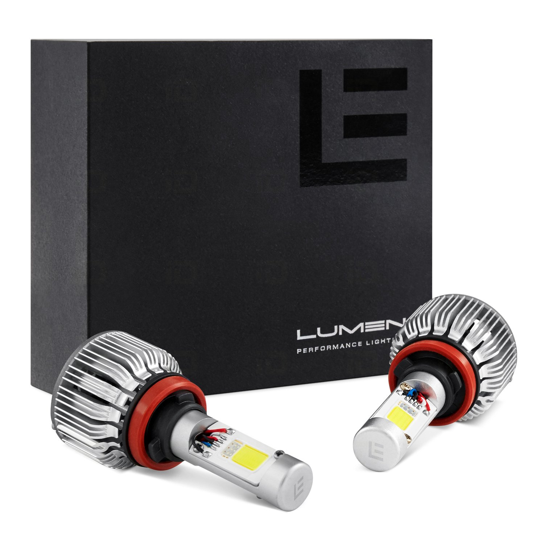 For BMW 535i 2008 Lumen H8XXHLC-RGB App Controlled RGB LED