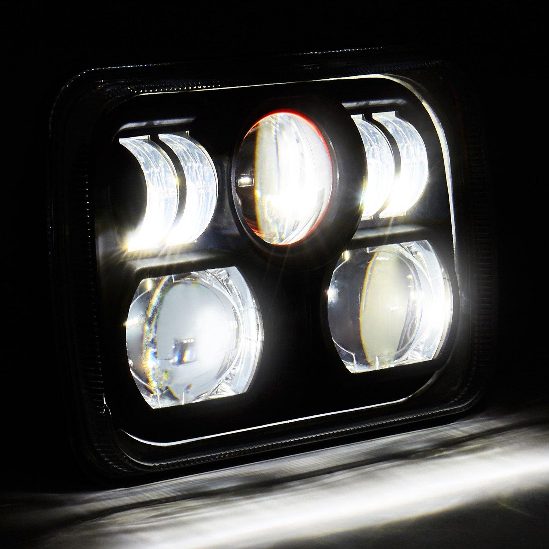 Lumen Rectangular Sealed Beam Led Headlights