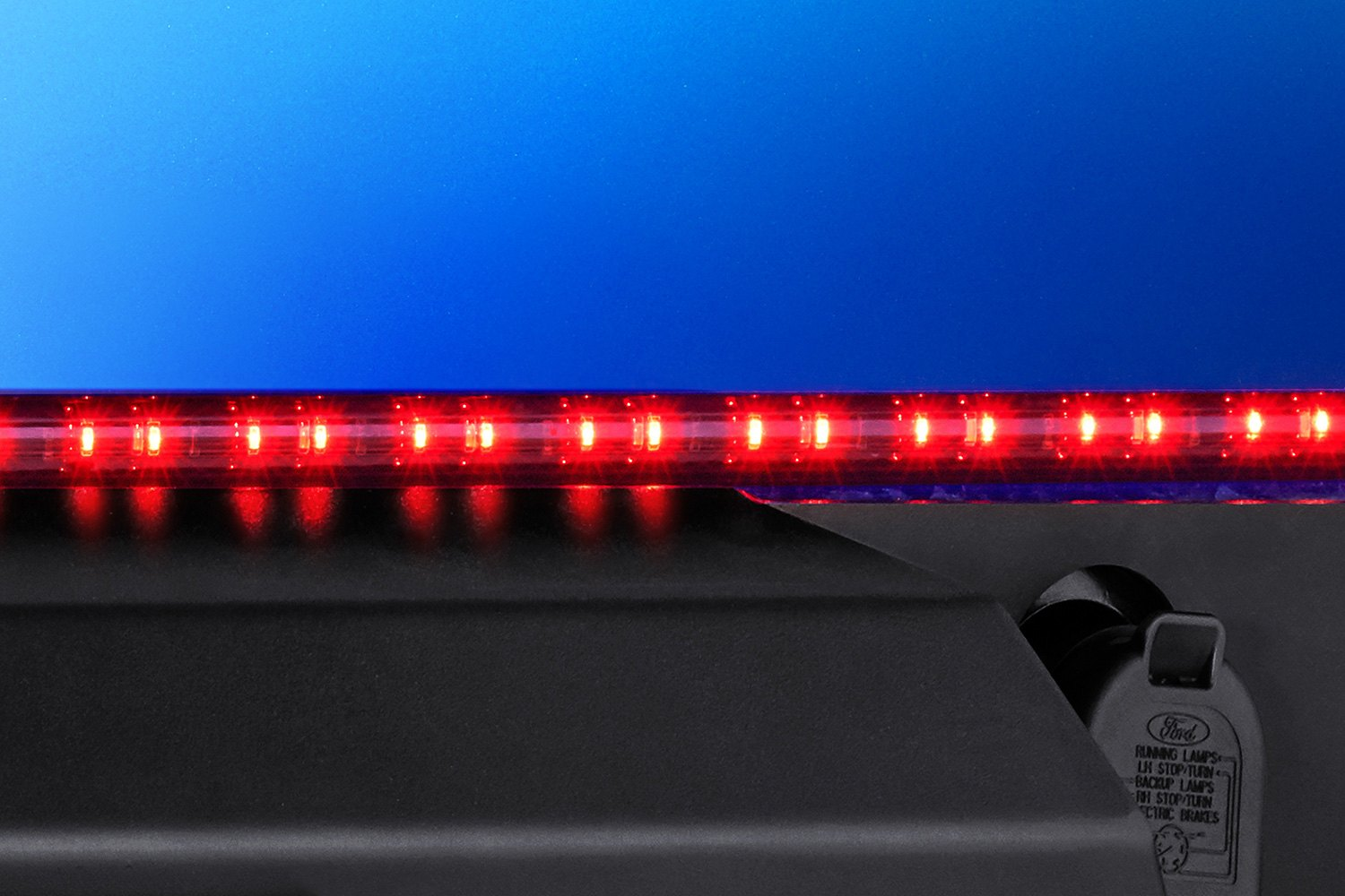 100 led tailgate light bar with reverse online get cheap le