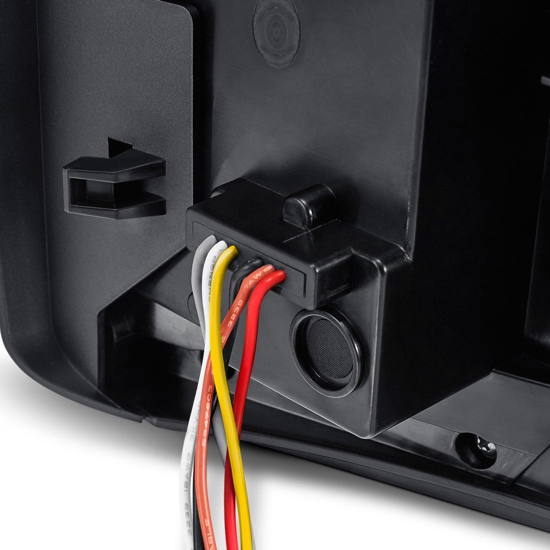 Lumen Tl55jk Blk Black Sequential Fiber Optic Led Tail Lights Wiring New Lightslumen