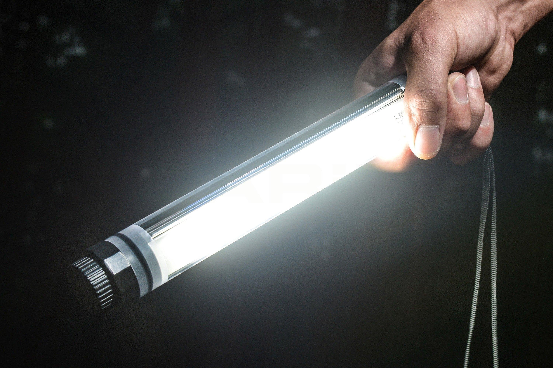 lumen utbl pbks 10 led waterproof stick light. Black Bedroom Furniture Sets. Home Design Ideas