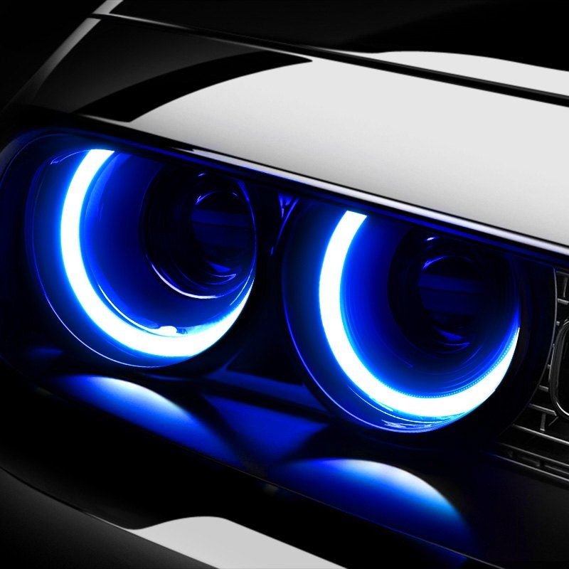 lumen174 plasma halo kit for headlights