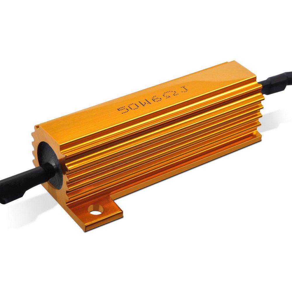 Load Resistors For Led Turn Signal Lights