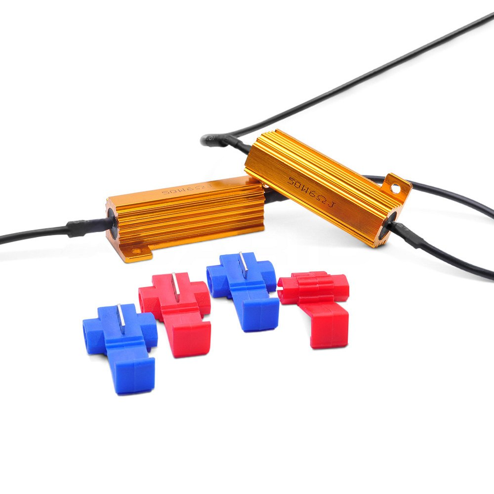Lumen Dcdr50w6 Led Load Resistors Resistor Wiring Details