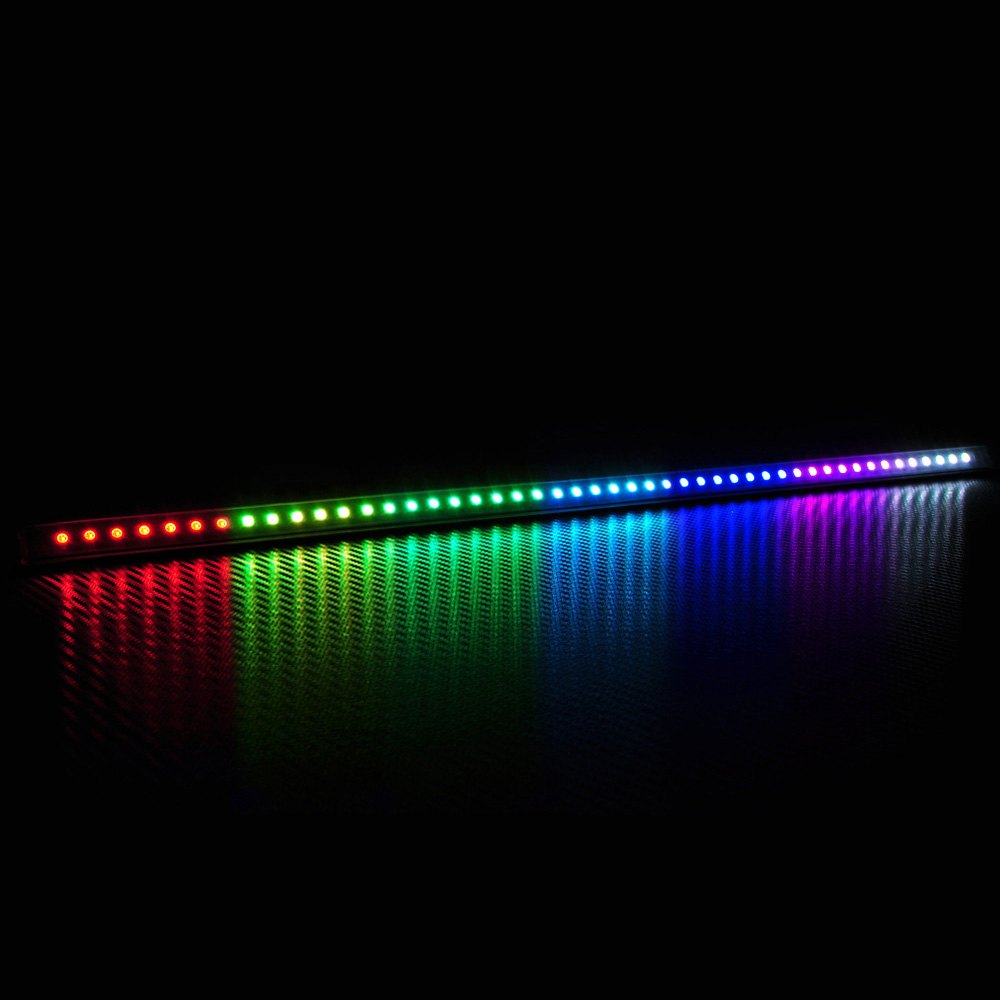 Lumen 174 Lu78115c 22 Quot Nite Rider Multicolor Led Scanner Bar