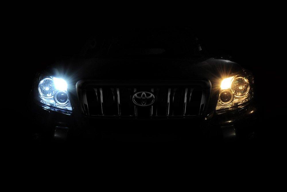 Captivating ... LED Bulb VS Original Factory ... Good Ideas
