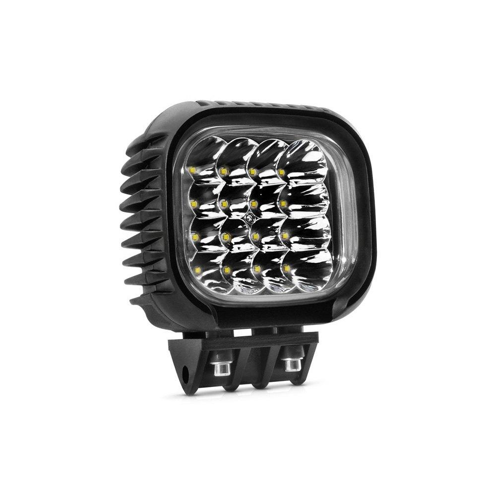 lumen or621c 5 square 48w spot led light. Black Bedroom Furniture Sets. Home Design Ideas