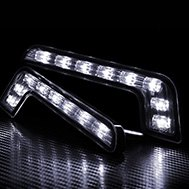 LUMEN® - L-Shape LED Daytime Running Lights