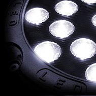 LUMEN® - LED Round Off-Road Driving Light